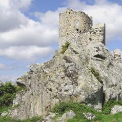 La tour de Roche en régnier
